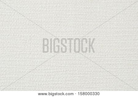 Embossed paper background, white color, close up