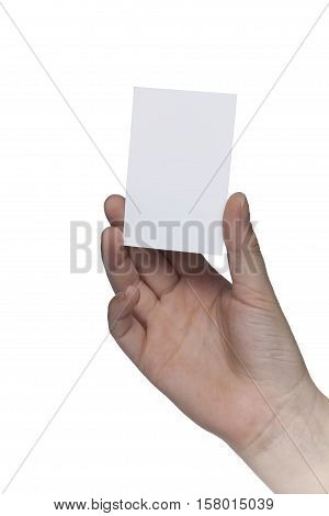 Pure White Sheet Between Her Fingers, Advertising