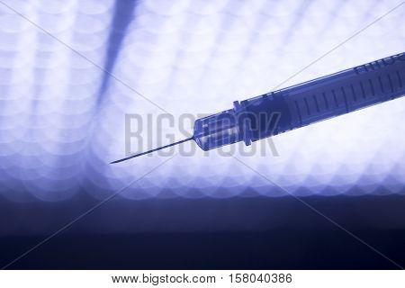 Medical Injection Syring Needle