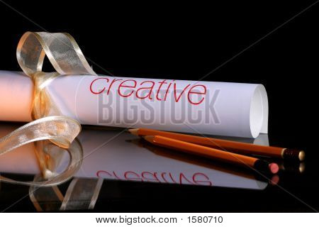Creative With Couple Of Pencil