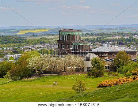 Royal Observatory In Edinburgh