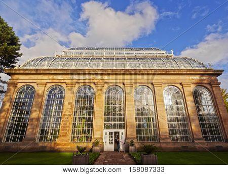Royal Botanic Gardens In Edinburgh