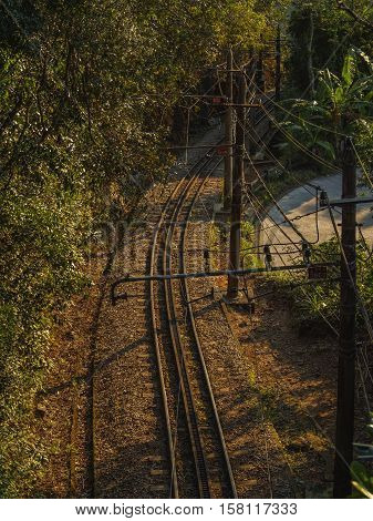 Railway To Corcovado
