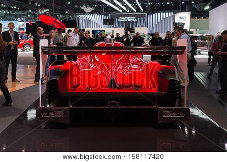 Mazda Rt24‑p Race Car Concept