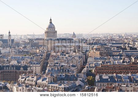 View Of Paris. France