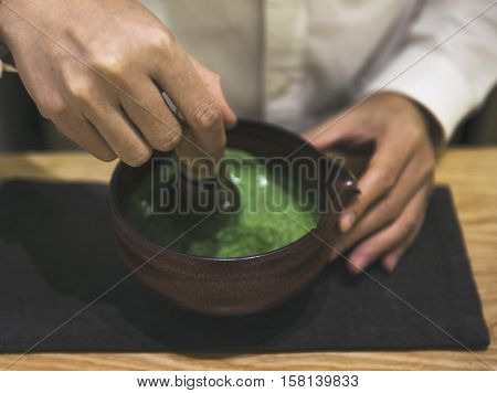 Japanese Matcha Traditional Culture