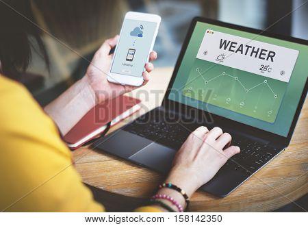 Weather Report Data Meteorology