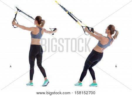 Trx T Deltoid Fly