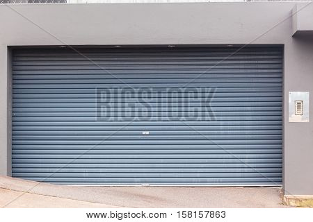 Garage Double Door