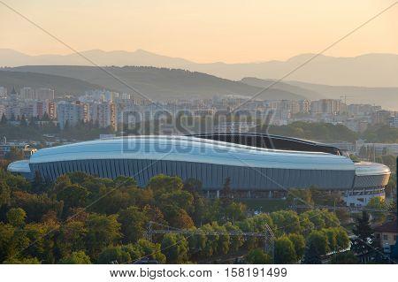 Cluj-napoca Stadium, Romania