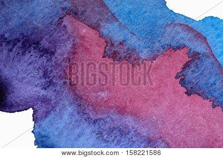 vinous watercolor background wet color paper art wet
