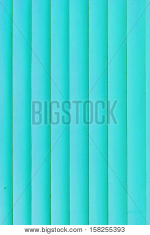 Blue Barn Wooden Wall Planking Vertical Texture. Old Retro Wood Slats Rustic Shabby Background. Paint Peeled Azure Weathered Isolated Surface. Interior Natural Wood Board Panel. Abstract Wood Texture