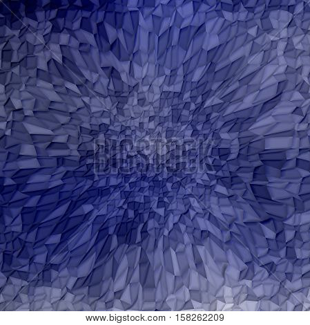 Abstract background of the gradient with visual mosaic,cubism and pinch effects,good for your project design