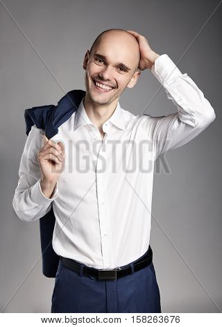 Cheerful Man