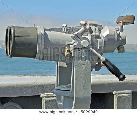 US Marine Schiff Fernglas