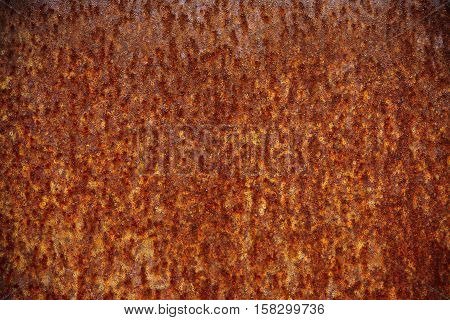 Old dirty rusty grunge rough metallic surface texture background