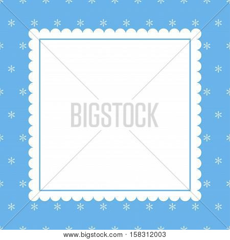 Blue christmas cards. Can be use for Christmas.