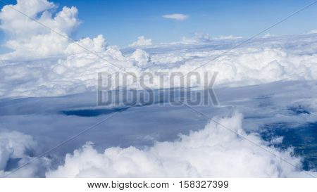 Clear blue sky clouds blue sky clear cloud background