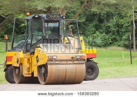 Road Construction Machines
