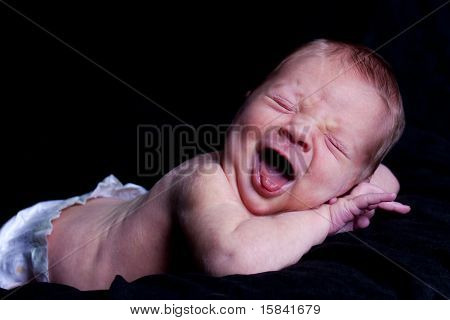 crying infant