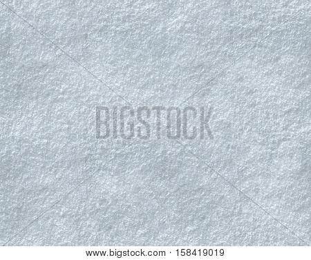 Seamless white clean snow surface texture.
