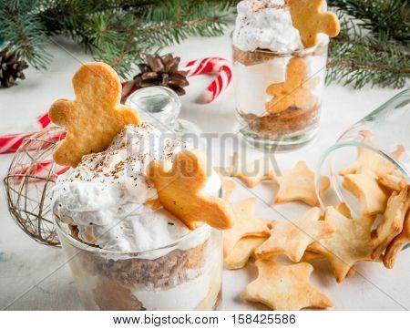 Christmas Dessert, Ginger Trifle