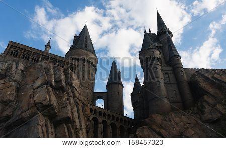 Wizarding World of Harry Potter Hogwarts Castle