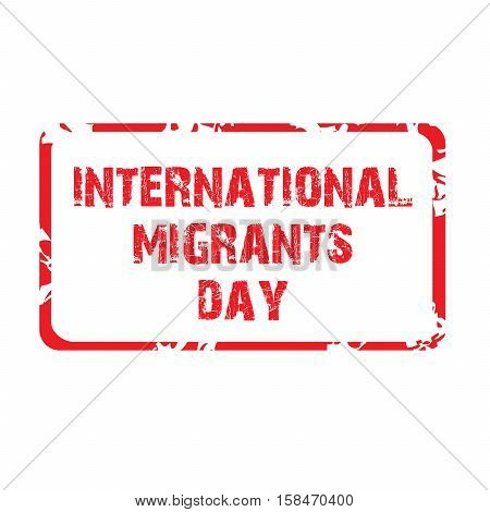 International  Migrants Day_26_nov_08