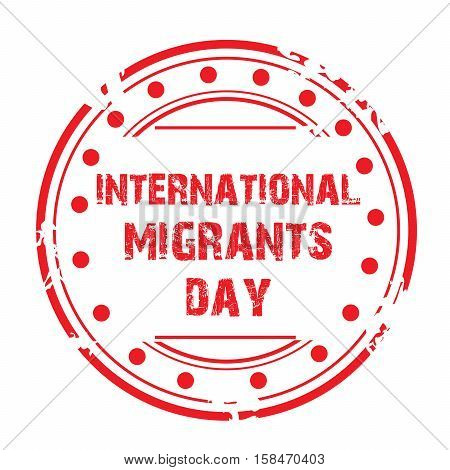 International  Migrants Day_26_nov_09