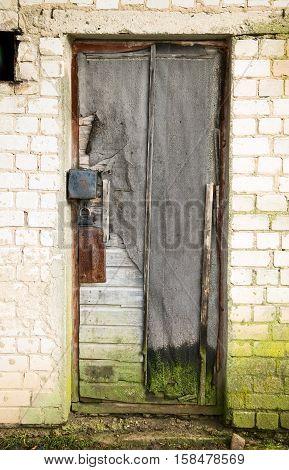 Old Vintage Doors