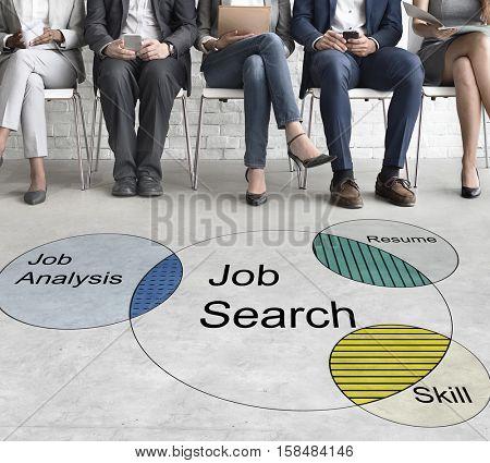 Recruitment Consulting Venn Diagram