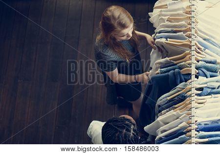 Merchandising Fashion Concept