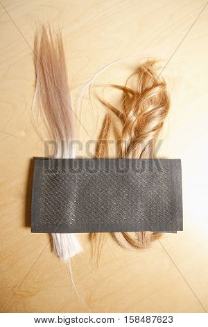 Professional Wig Production - Drawing Card Tool