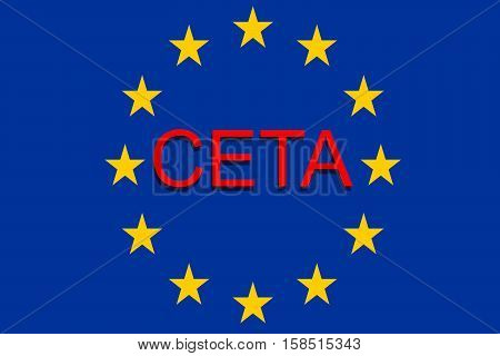 Ceta - Comprehensive Economic And Trade Agreement On Euro Union Background