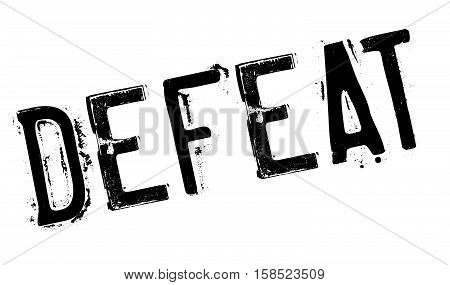 Defeat Stamp