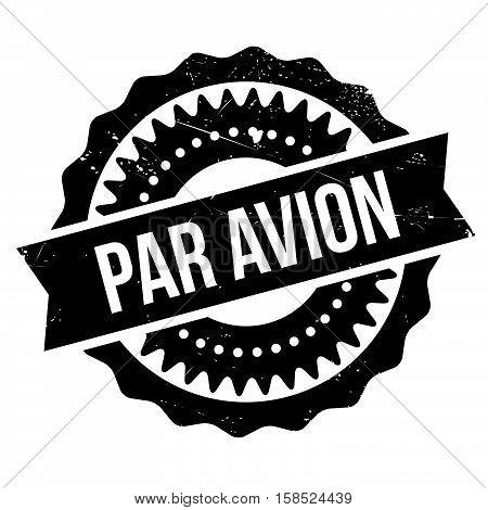 Par Avion Stamp