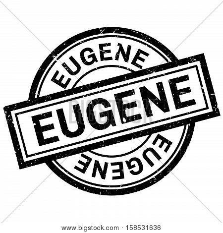 Eugene Rubber Stamp