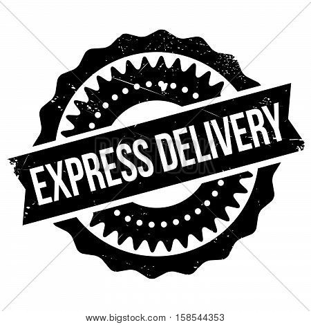 Express Delivery Stamp