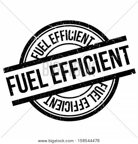 Fuel Efficient Stamp
