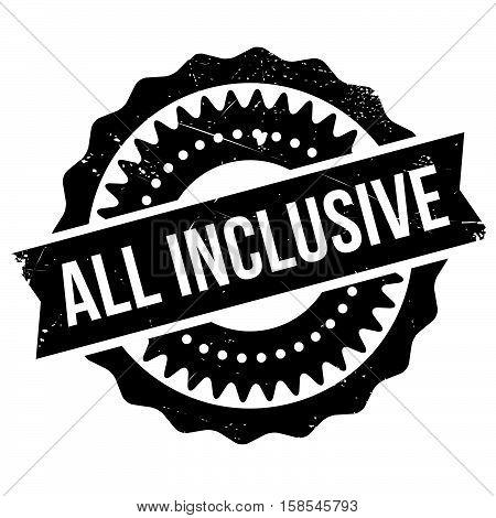 All Inclusive Stamp