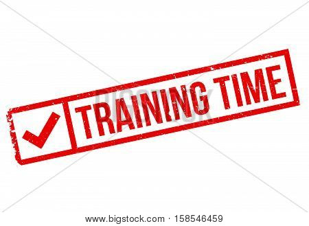 Training Time Stamp