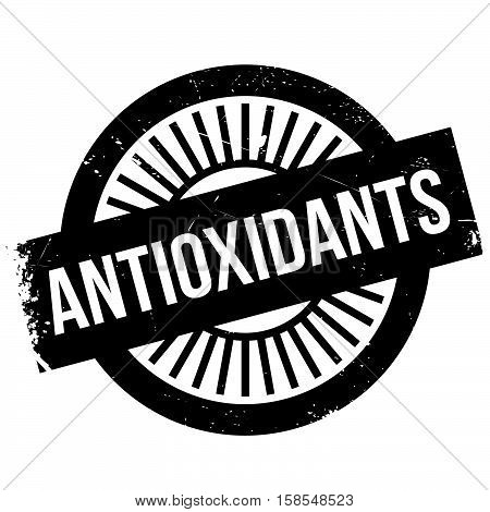 Antioxidants Stamp