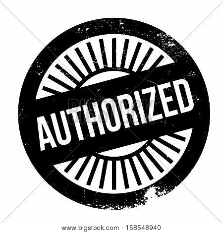 Authorized Stamp