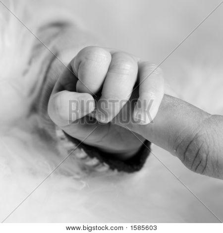 Finger Holding
