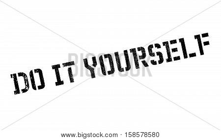 Do It Yourself  Stamp