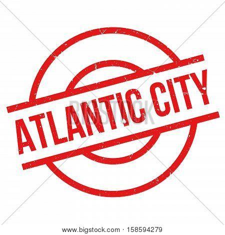 Atlantic City Rubber Stamp