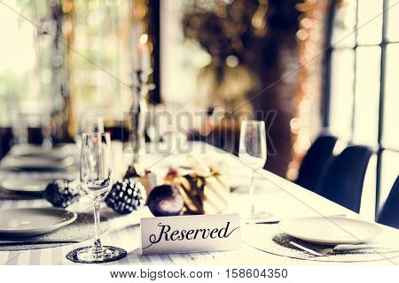 Restaurant Chilling Out Classy Lifestyle Reserved