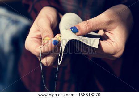 Fashion Designer Cutting Tailor Made