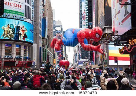 Macy's Thanksgiving Day Parade November 25, 2010