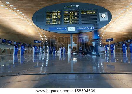 Paris-charles De Gaulle Airport, Cdg, Lfpg (aéroport Paris-charles De Gaulle), Also Known As Roissy